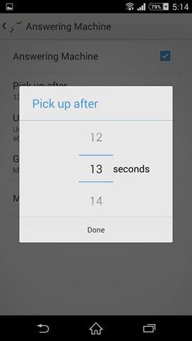 Sony Xperia Z2 Answering Machine (8)