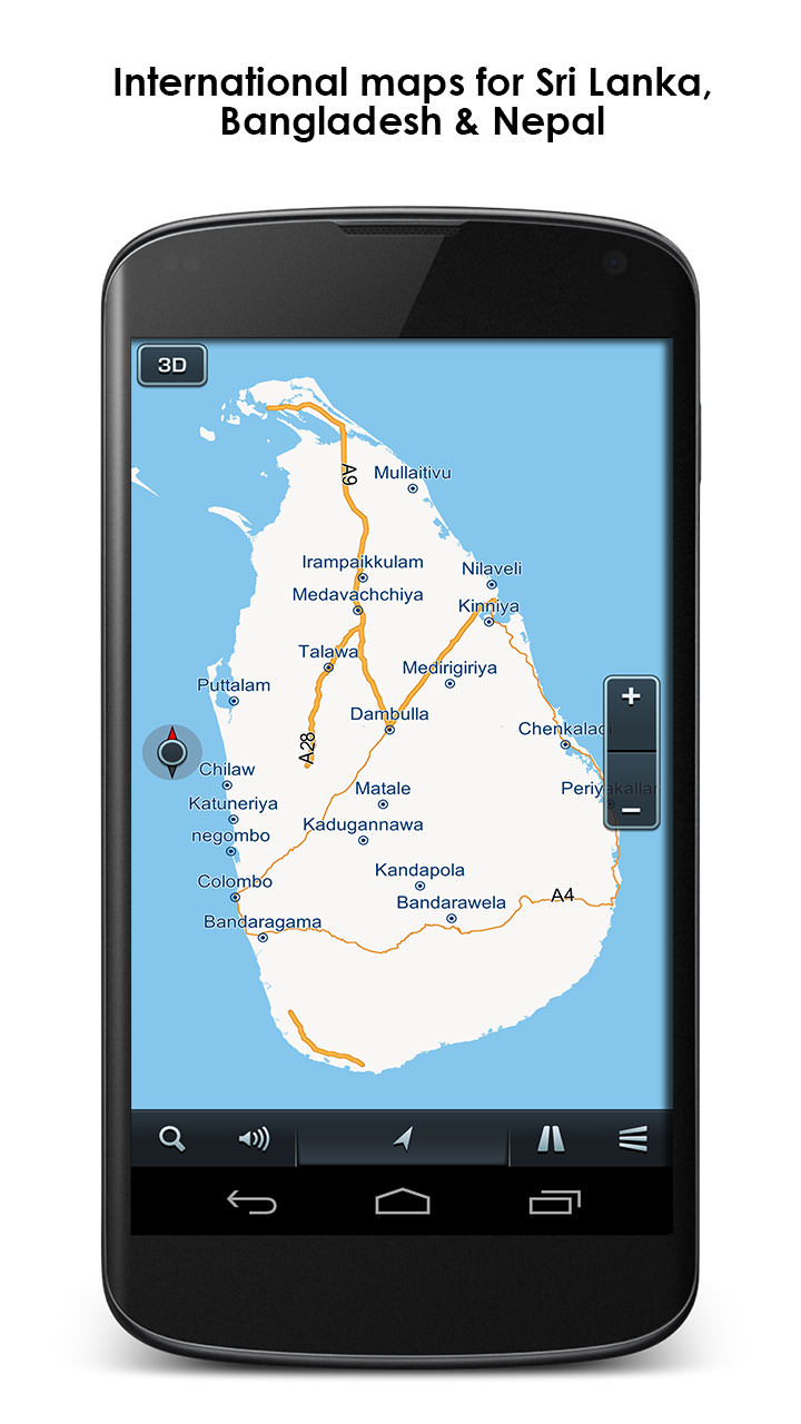 MapmyIndia launches NaviMaps navigation app for Android | 91mobiles com