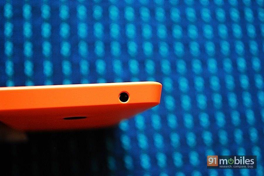 Nokia Lumia 630_audio jack