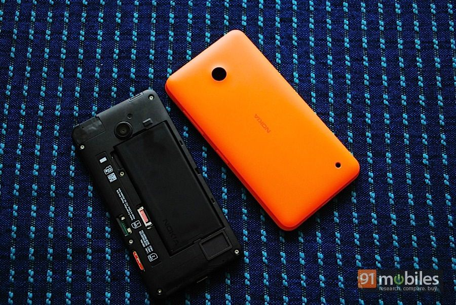 Nokia Lumia 630_battery