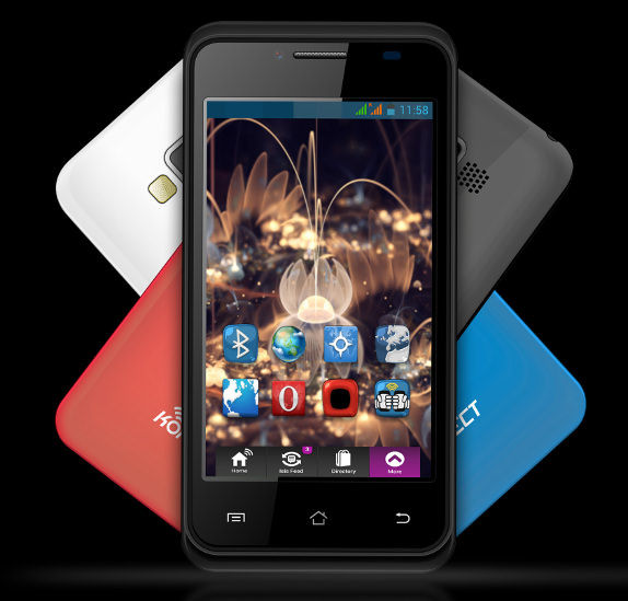 Swipe Konnect 4 and Konnect 4E entry-level Android