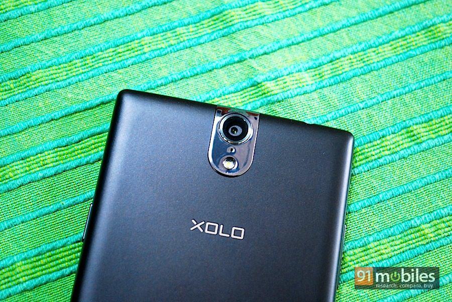 XOLO Q1010i primary camera