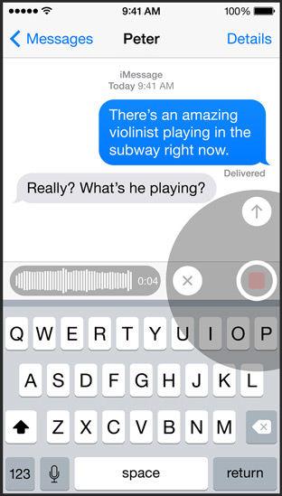 iOS 8 4