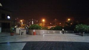 BlackBerry Z3 camera performance night shot