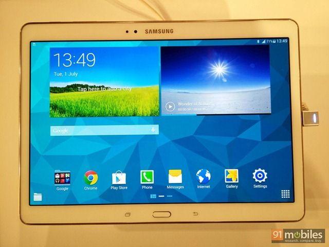 Samsung Galaxy Tab S01