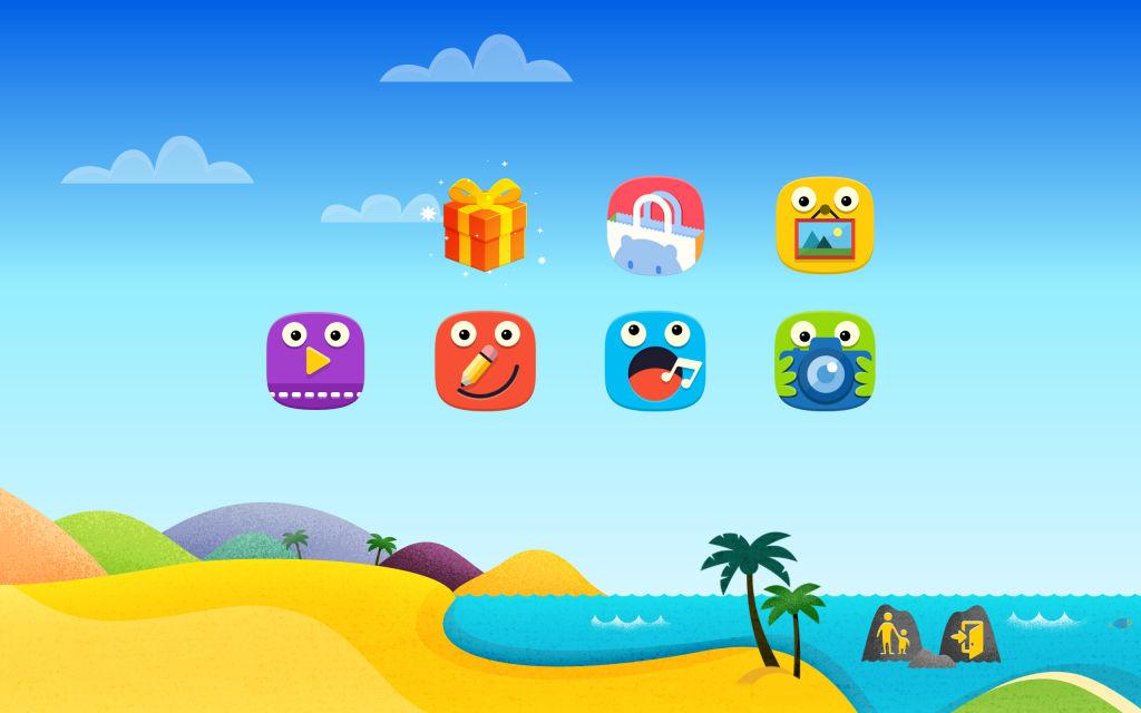 Samsung Tab S_kidsmode_1