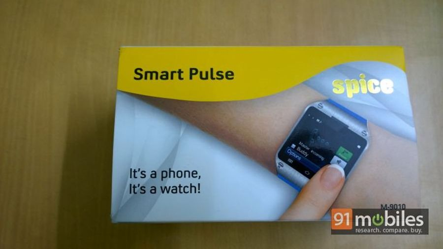 Spice Smart Pulse 01