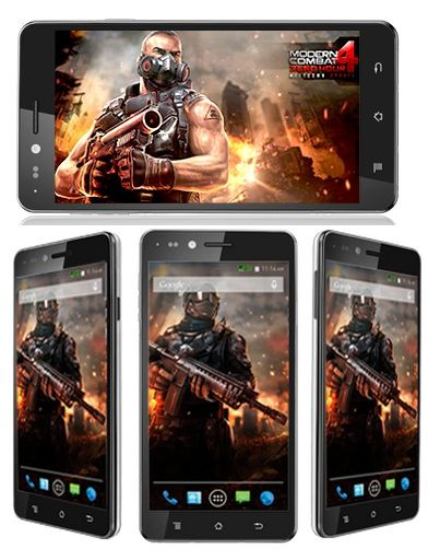 XOLO Play 6x-1000 gaming focused