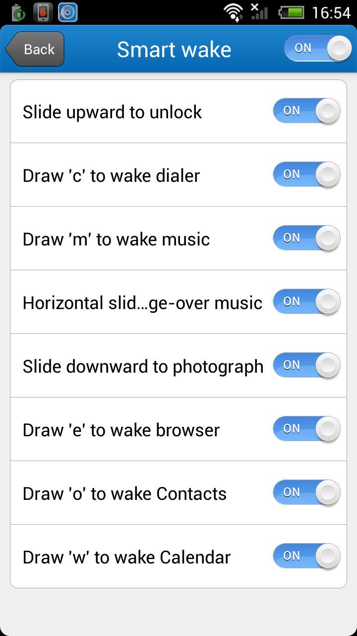XOLO Q1200_smart wake