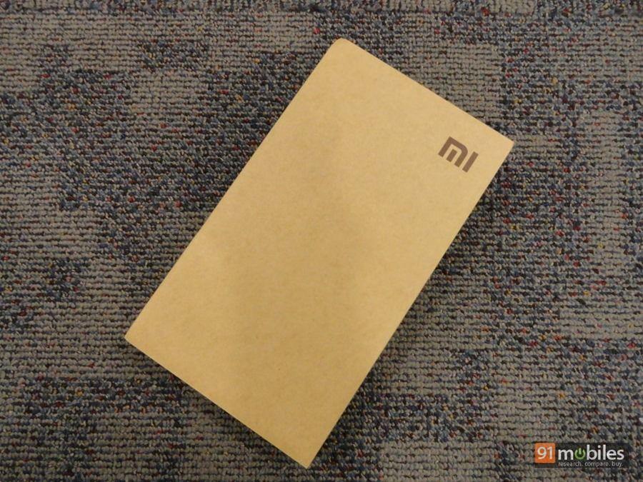 Xiaomi Mi 3 unboxing 01
