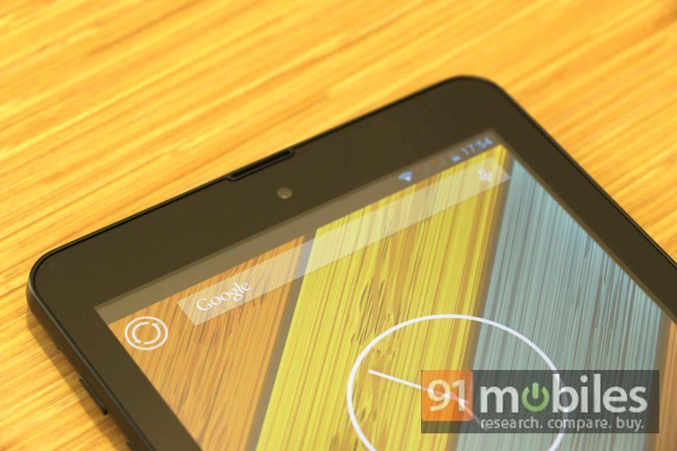 Digiflip Pro XT 712 review: budget feature rich tablet ...