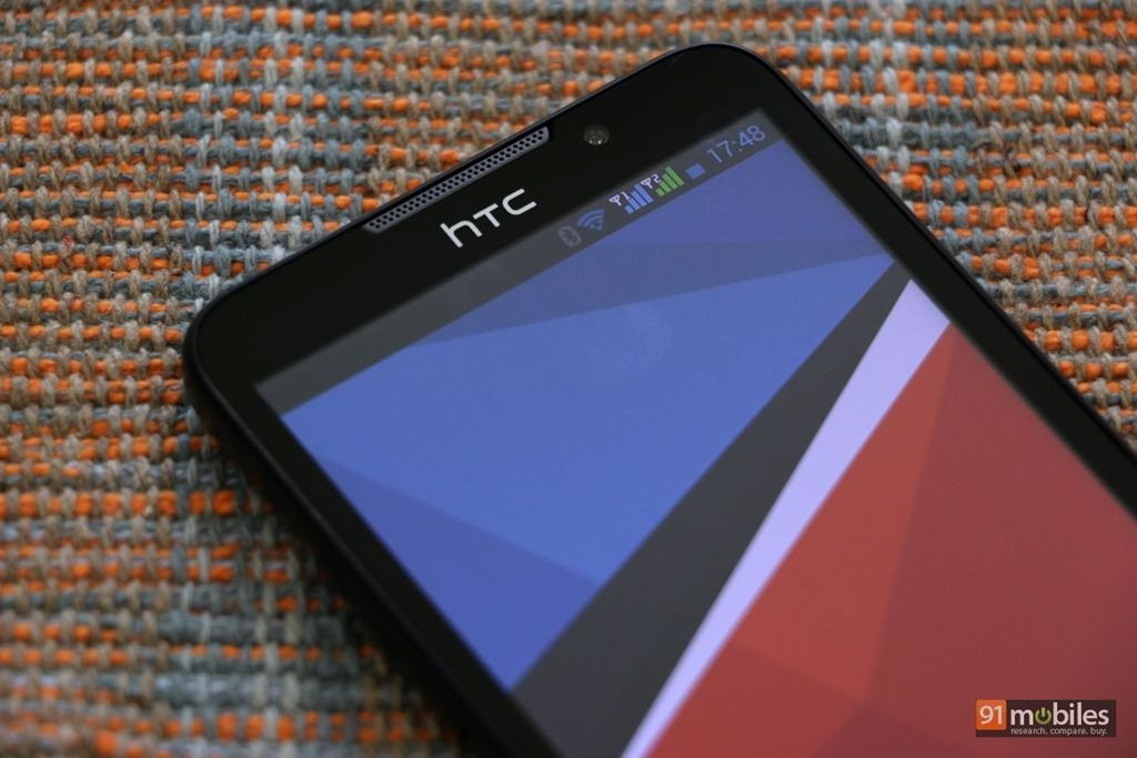 HTC Desire 516 review: underwhelms especially in the wake of