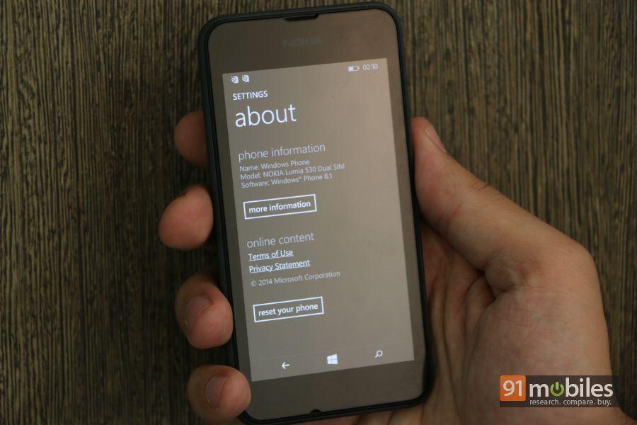 Nokia Lumia 530 30