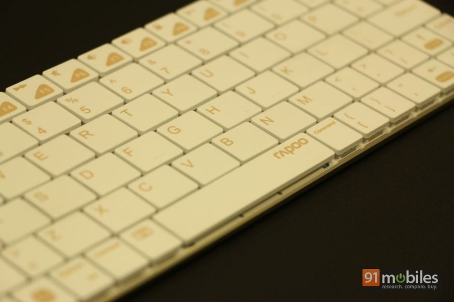 Rapoo E6300 Bluetooth keyboard 03
