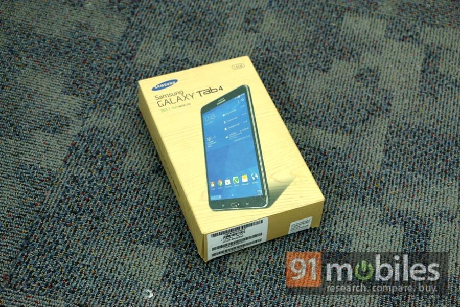 Samsung Galaxy Tab4- T331 001