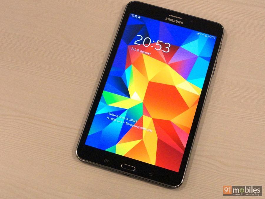 Samsung Galaxy Tab4- T331 06