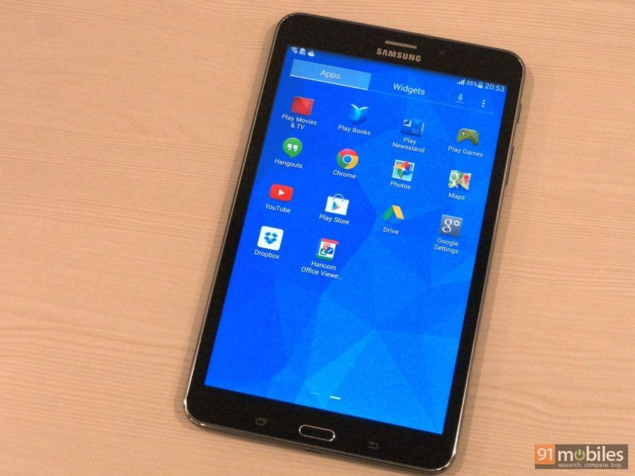 Samsung Galaxy Tab4- T331 07