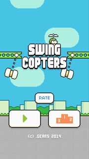 Swing Copters 1