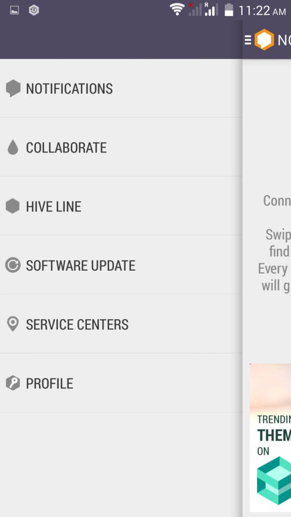 Xolo Hive_Connect