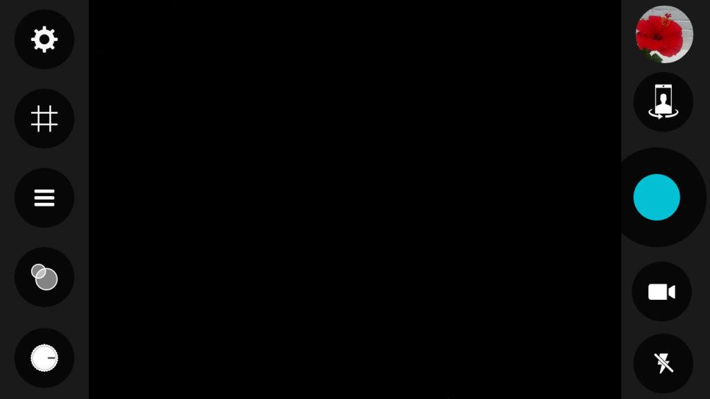 Xolo Hive_camera UI