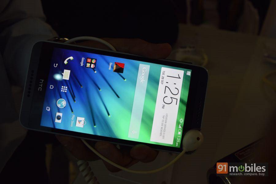 HTC Desire 820 08