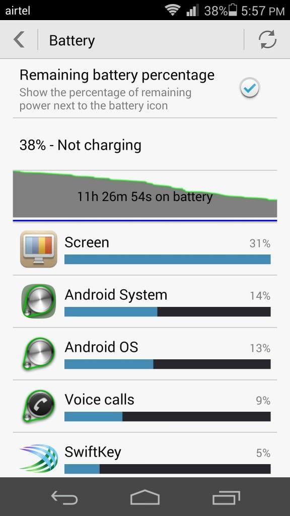 Huawei Honor 6_Battery