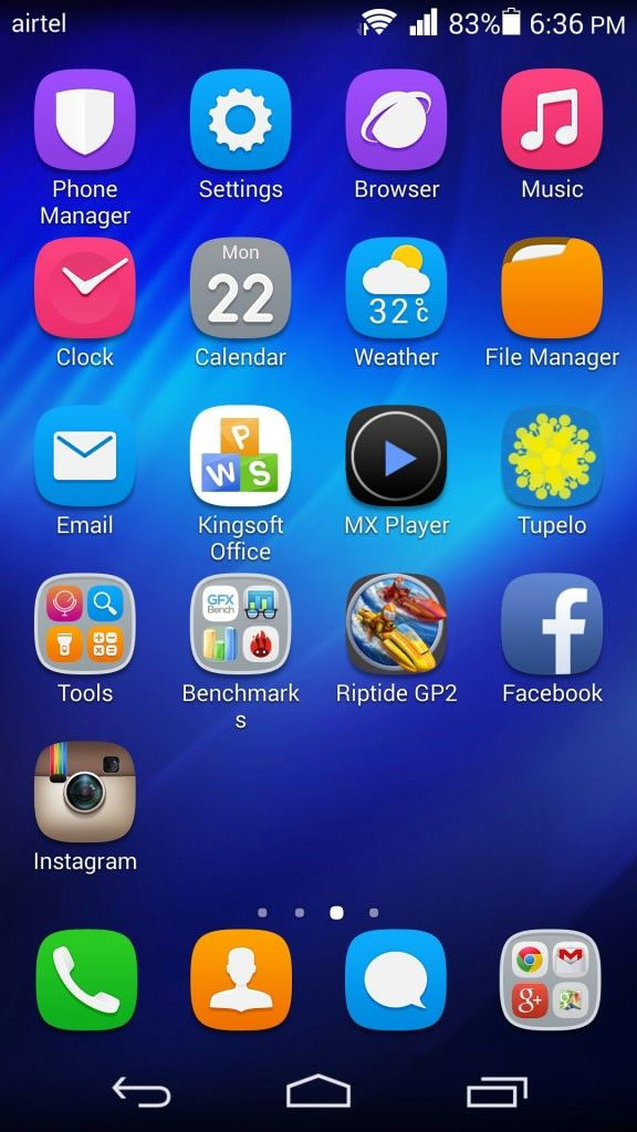 Huawei Honor 6_apps
