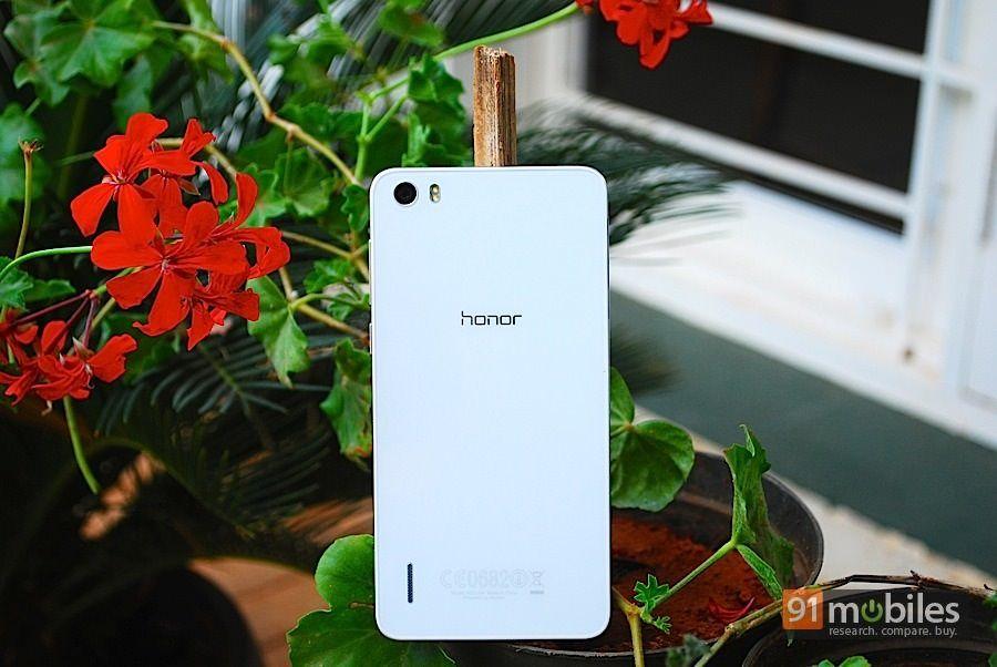 Huawei Honor 6_rear panel