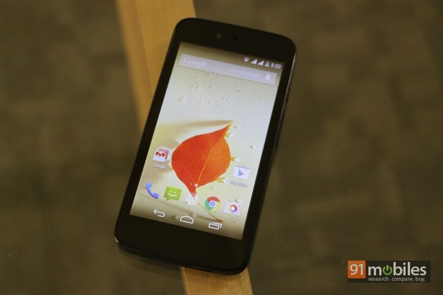The Karbonn Sparkle V becomes the first Android One device ...