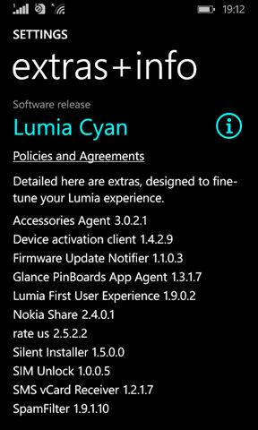 Nokia Lumia 530 screenshot (2)