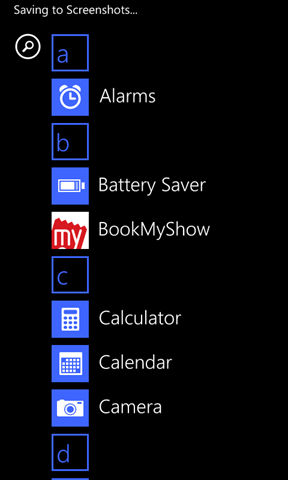 Nokia Lumia 530 screenshot (6)