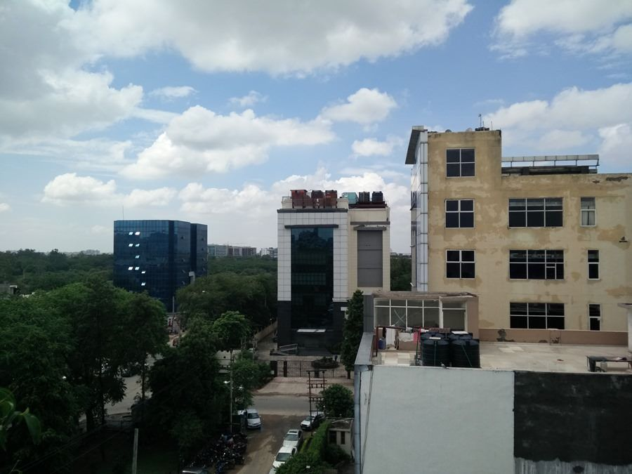 Oppo N1 Mini camera performance test - HDR off