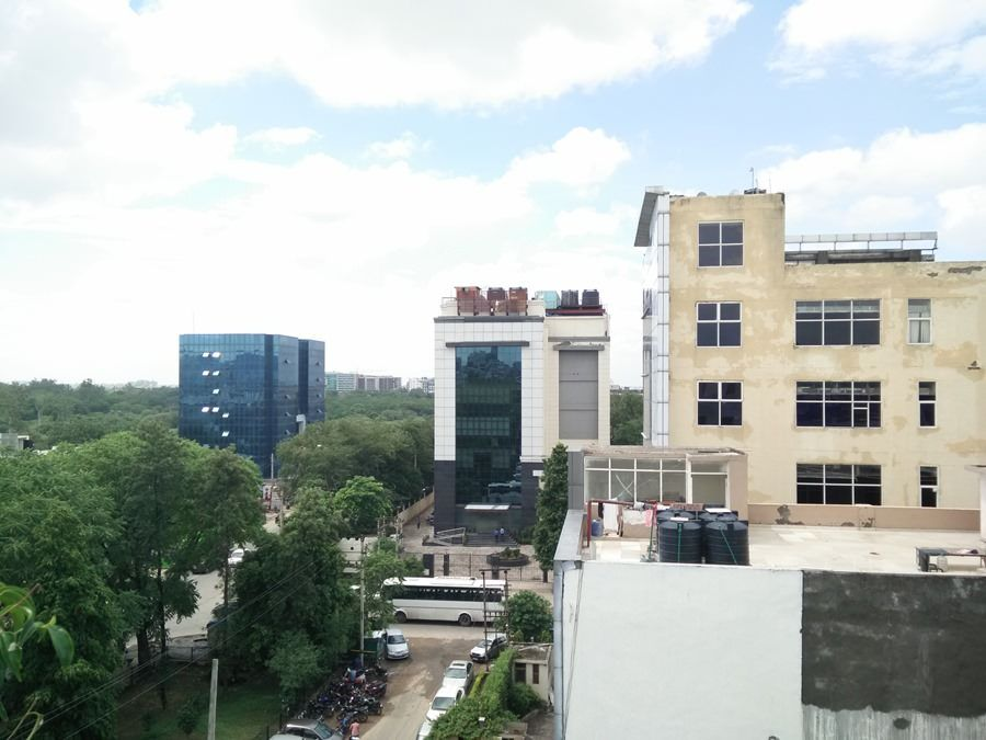 Oppo N1 Mini camera performance test - HDR on