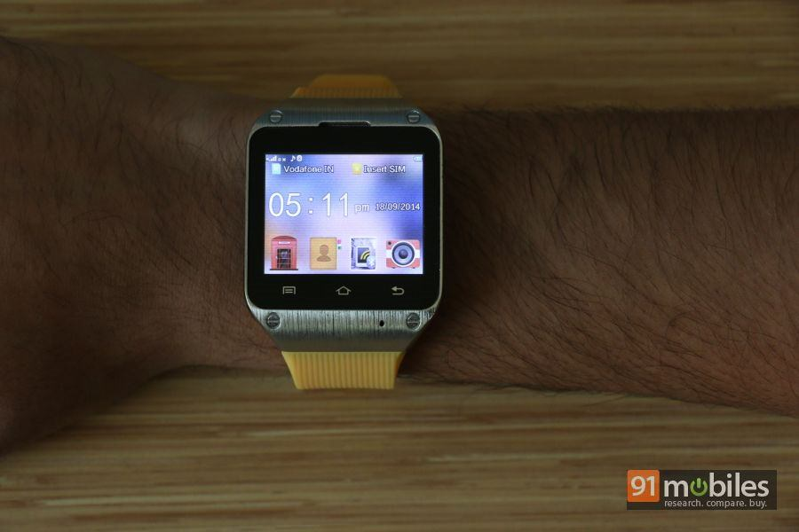 Spice SmartPulse smartwatch 01