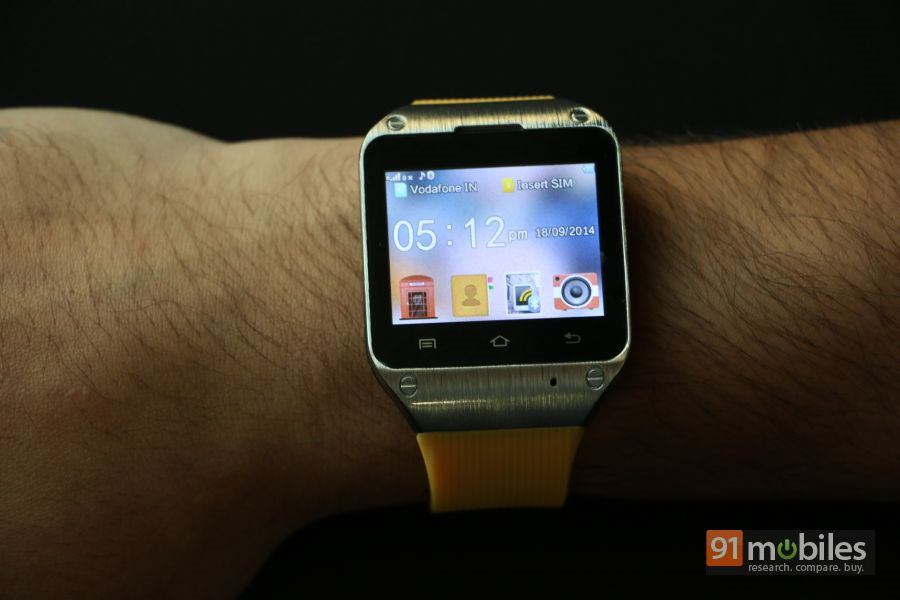 Spice SmartPulse smartwatch 02