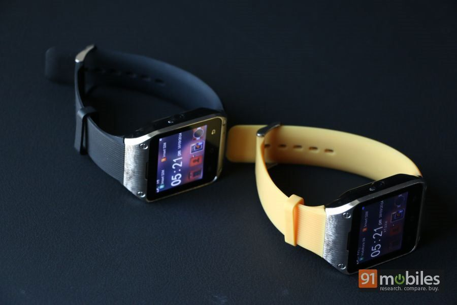 Spice SmartPulse smartwatch 10
