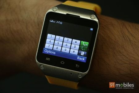 Spice SmartPulse smartwatch 12