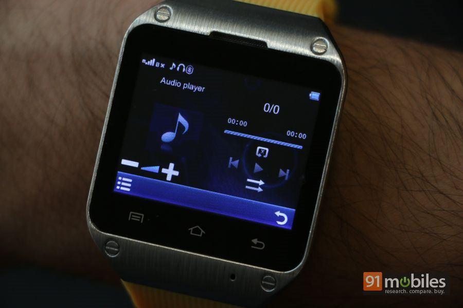Spice SmartPulse smartwatch 13