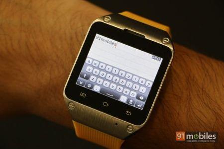 Spice SmartPulse smartwatch 14