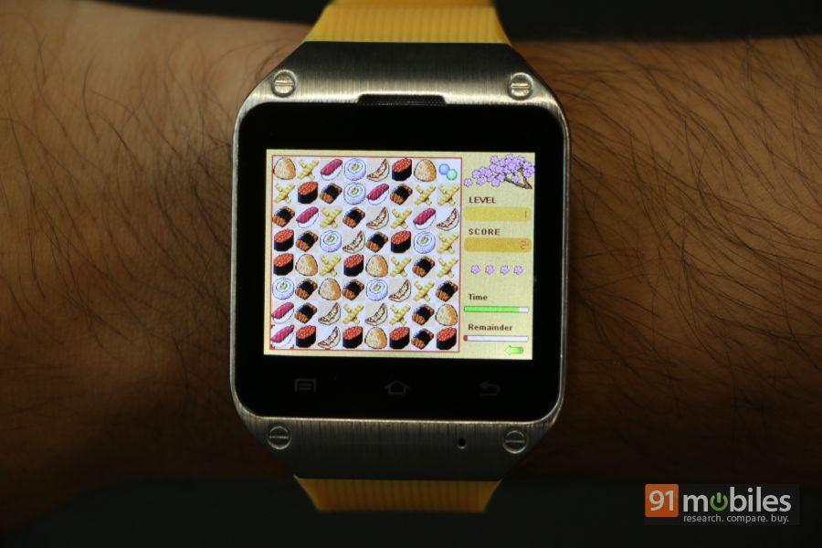 Spice SmartPulse smartwatch 23