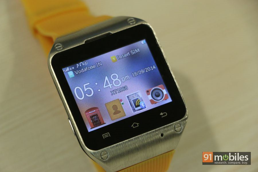 Spice SmartPulse smartwatch 24