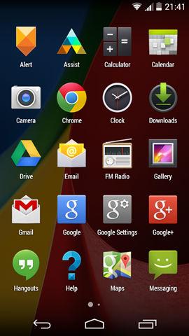 The new Moto G (2nd gen) screenshot (3)