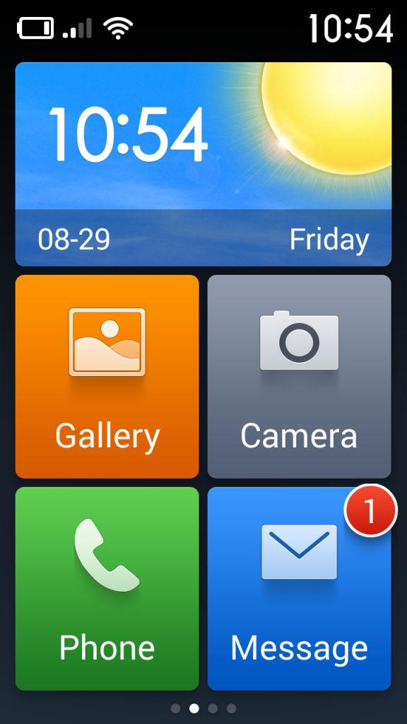 Xiaomi Redmi 1s_Lite Mode_1