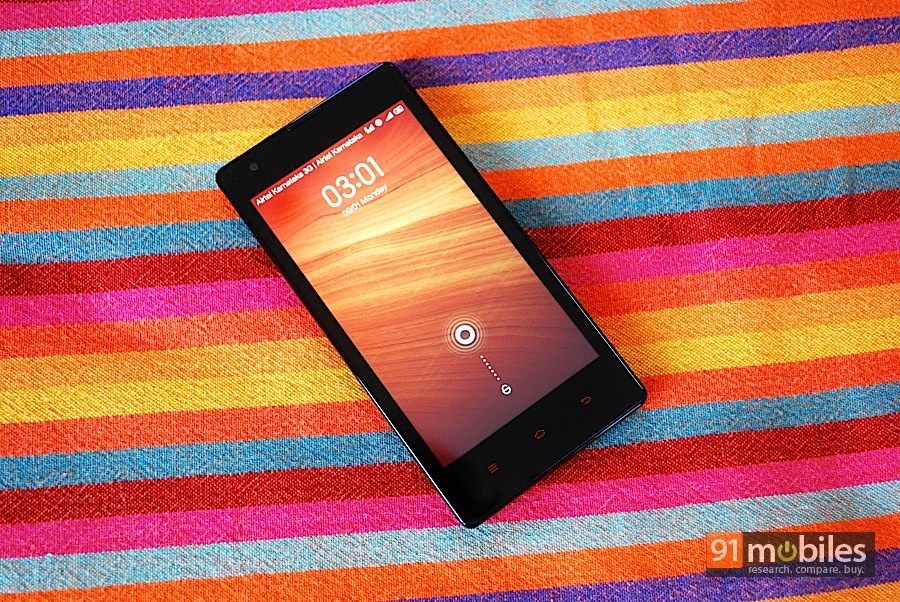 Xiaomi Redmi 1s_lockscreen