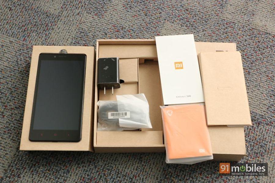 Xiaomi Redmi Note unboxing 06