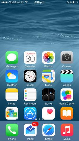 Apple iPhone 6 screenshot 5