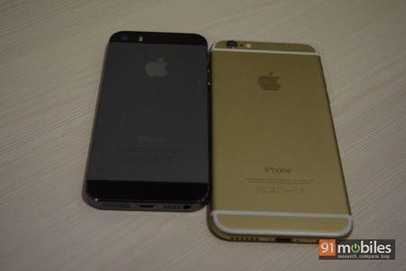 Apple iPhone 6 vs Apple iPhone 5s 14