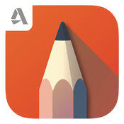 Autodesk Sketchbook Mobile_icon