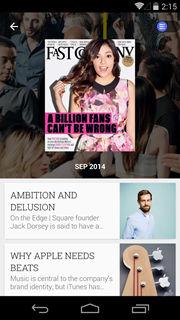 Google Play Newsstand 2
