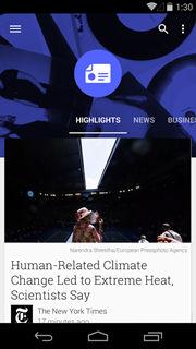 Google Play Newsstand 3